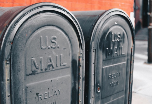 USPS Relay Mailboxes